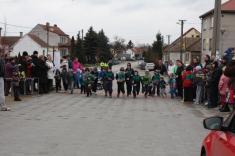 37. ročník cestného behu Suchovská pätnástka 2014