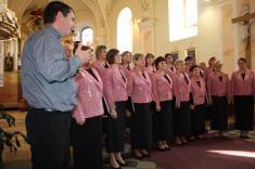 Prehliadka speváckych zborov 25.9.2016