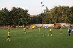 Futbalový zápas TJ Vinohradník Suchá n P. a redaktorov RTVS 24.9.2016
