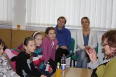 Školský klub detí v knižnici
