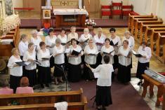 Prehliadka speváckych zborov 20.10.2019