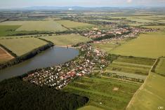 obec avýchodný pohľad