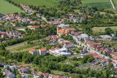 Letecké fotky obce r. 2020