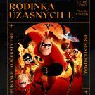 Letné kino - Rodinka úžasných l. 1