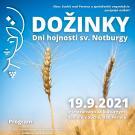 Dožinky - dni hojnosti sv. Notburgy 2021 1