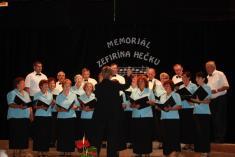 MEMORIÁL ZEFIRÍNA HEČKU 1.9.2011