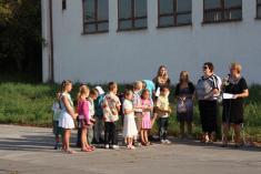 OTVORENIE ŠKOLSKÉHO ROKA 2011 - 2012